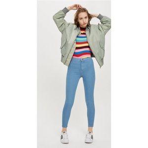 Top shop Joni bleach jeans